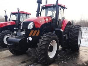 Трактора из Китая YTO