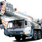 Автокран Zoomlion QY65H-3 купить цена характеристики