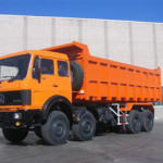 Самосвал North Benz 8x4, 380 л.с. купить цена