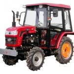 Трактор SHIFENG SF-244 с кабиной купить цена