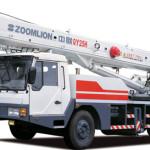 Автокран Zoomlion QY25H купить цена характеристики