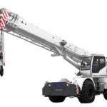 Самоходный кран Zoomlion RT350 купить цена характеристики