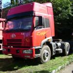 Седельный тягач FAW 6x4 купить цена характеристики
