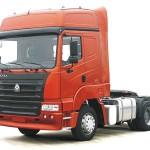 Седельный тягач Hania 6x4 купить цена характеристики