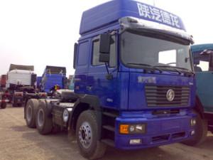 Седельный тягач SHAANXI 6x4 купить цена характеристики