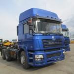Седельный тягач SHACMAN 6x4 380 л.с. купить цена характеристики